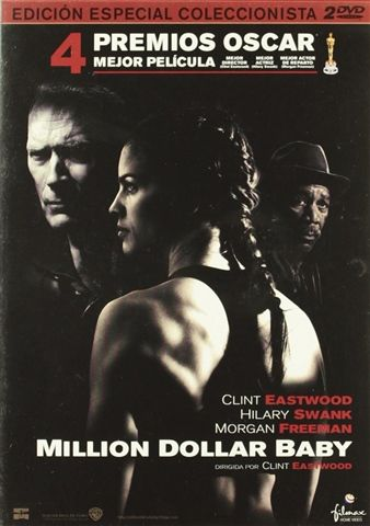 Million dollar baby (DVD) / dirigida por Clint Eastwood.    Filmax Home Video, 2005