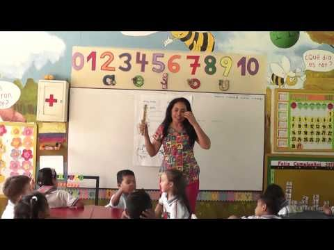 Clase Modelo Educación Nivel Inicial - YouTube