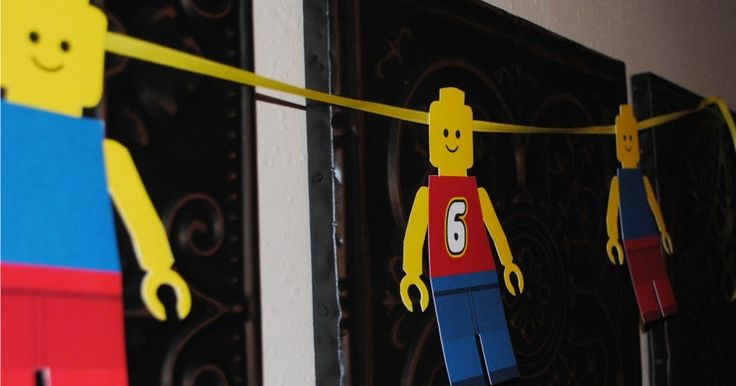I've had a few inquiries about the guy banner I made for my son's 6th birthday party last year. I did have a post with a free download and ...