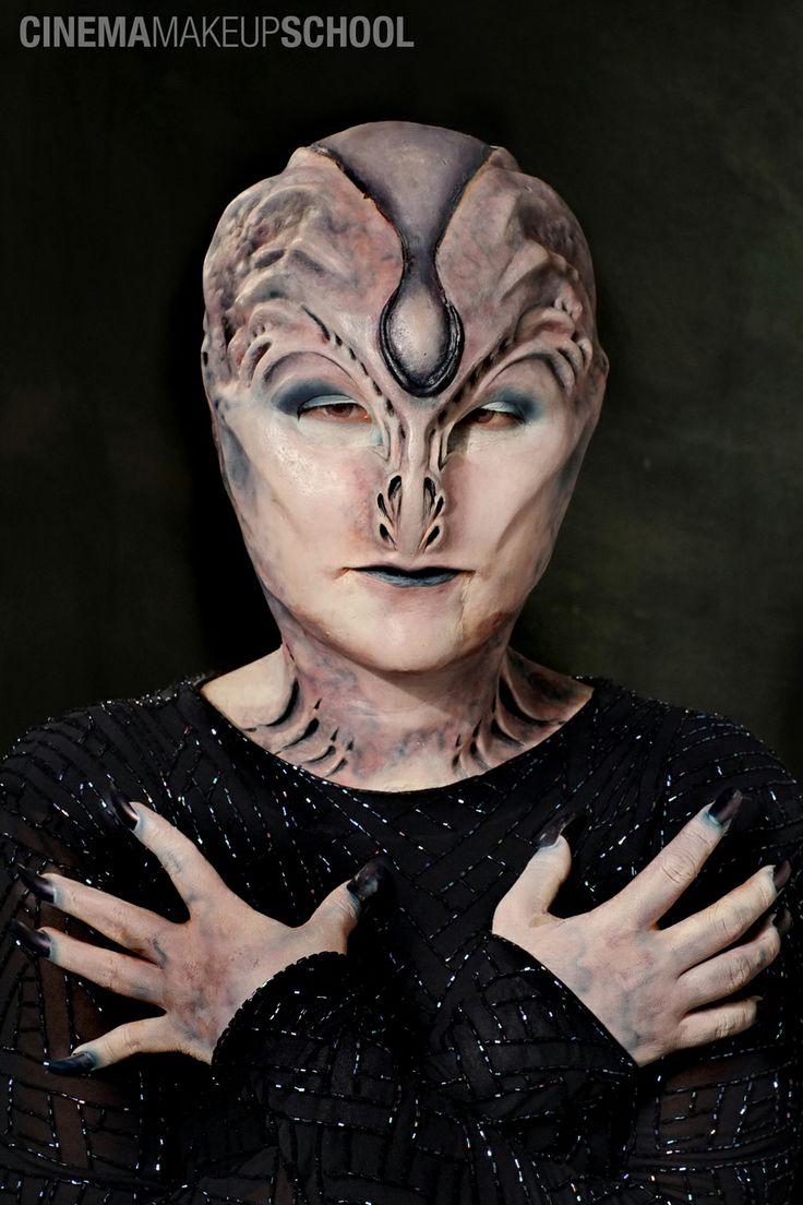540 best Makeup Art, Special FX, & Prosthetics images on Pinterest
