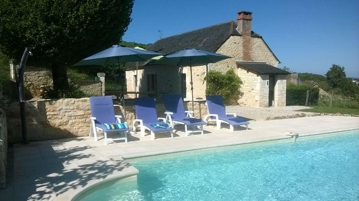 Montignac Cottage rental: Le Coq Bleu