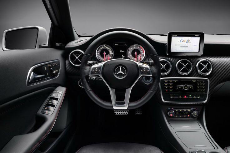 Mercedes Benz A-Class Interior picture