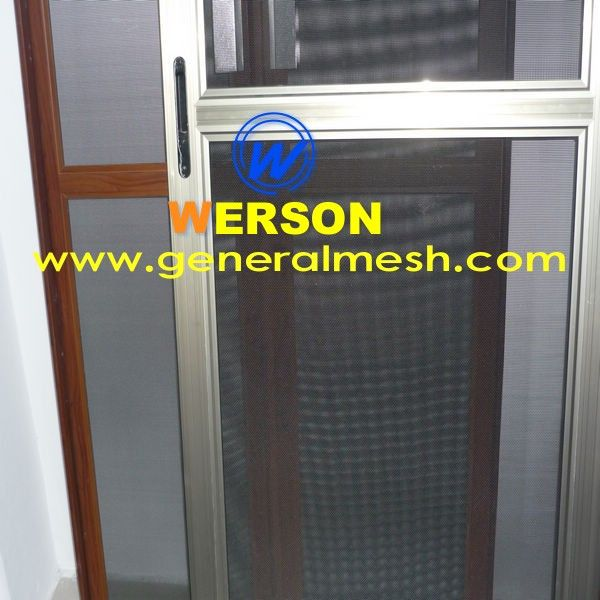 Pin On Ultra Thick Wire Stainless Steel Door Mesh