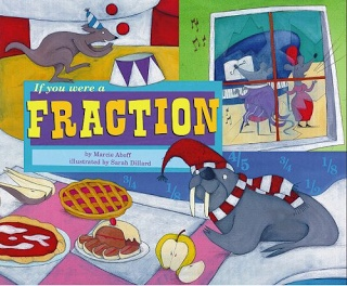 Examples of #Fractions - in the environment around us #math #teaching