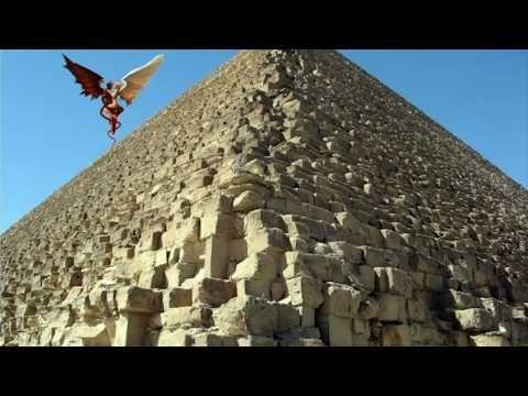 Все гениальное - просто Египетские пирамиды построены из бетона сенсацио...