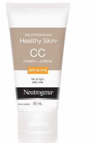 Crazy for CC - Neutrogena Healthy Skin CC Cream! | Beauty Crazed in Canada