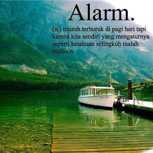 #alarm