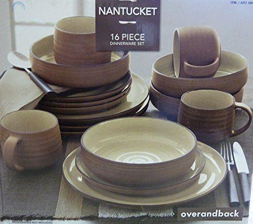 Stoneware Dinnerware Dinnerware Sets Nantucket Dish Sets & 87 best Stoneware/Dinnerware/Ceramics images on Pinterest   Ceramic ...