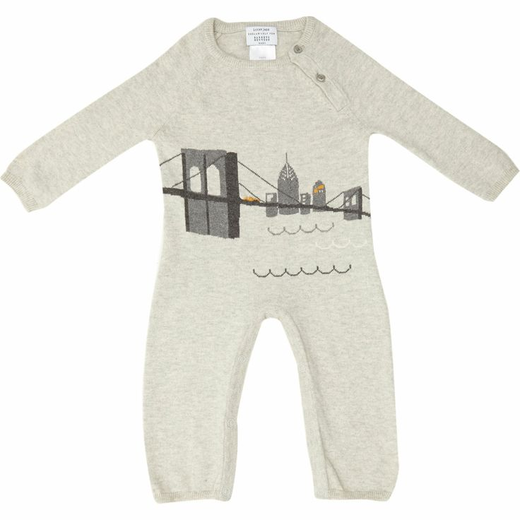 Lucky Jade NYC Skyline Coverall at Barneys.com: Jade Nyc, Lucky Jade, Barneys Com, Covers Exclusively, Jade Covers, Skyline Covers, Skyline Coveral, Nyc Skyline, Covers Crafts
