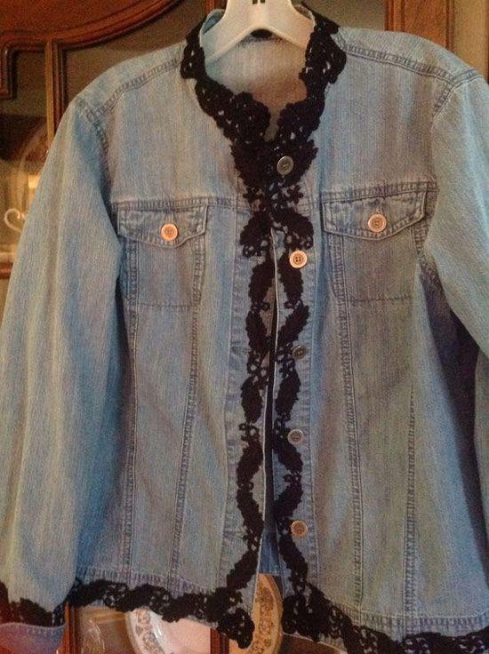 7 ideias para customizar jaqueta jeans