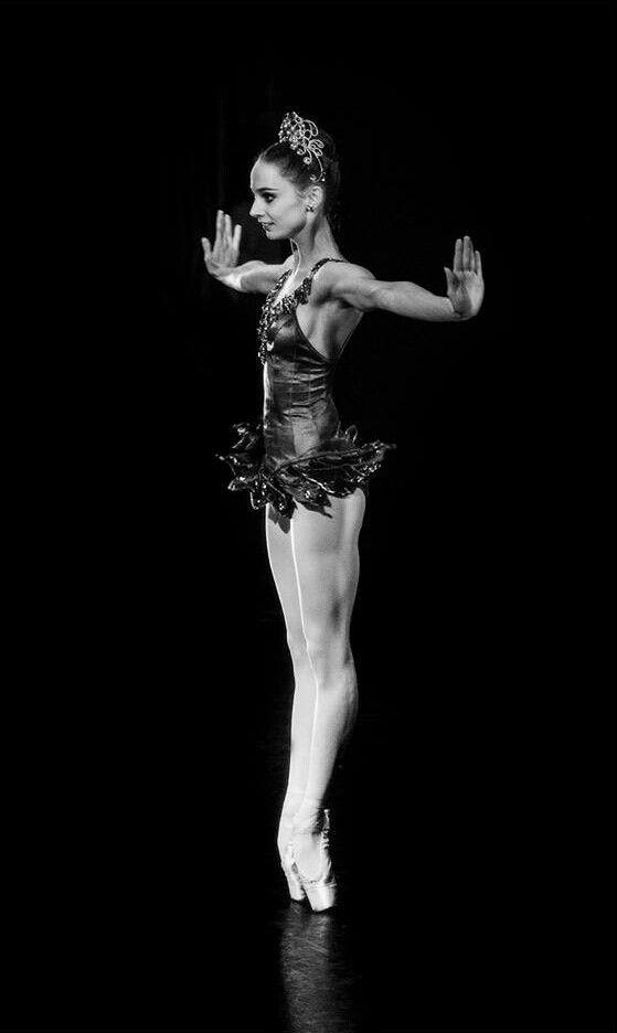 "# Maria Kochetkova (San Francisco Ballet) in Georgie Balanchine´s ""Rubies"" from ""Jewels"" # photographer Sasha Gouliaev / 2014 #"