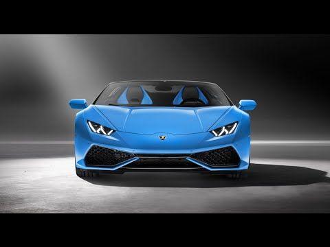 2016 Lamborghini Huracán LP 610 4 Spyder - YouTube
