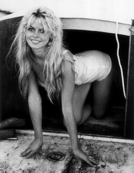 brigitte bardot.....there was only one~