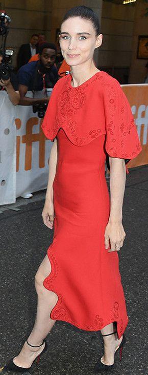 Rooney Mara: 2016 Toronto Film Festival: Star Sightings