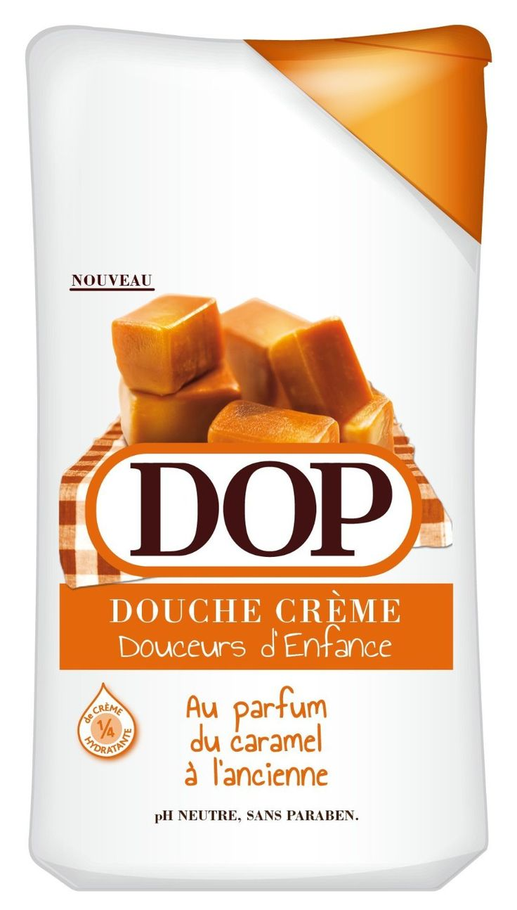 DOP Douche Crème Douceurs d'enfance Caramel Lot de 3 x 250 ml: Amazon.fr: Hygiène et Soins du corps