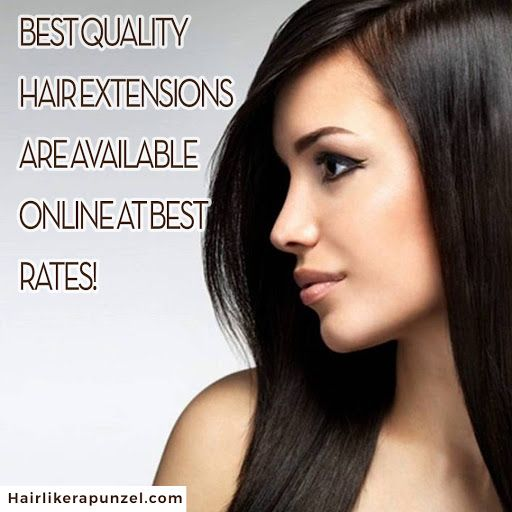 Find the best quality hair extensions online at very genuine prices!