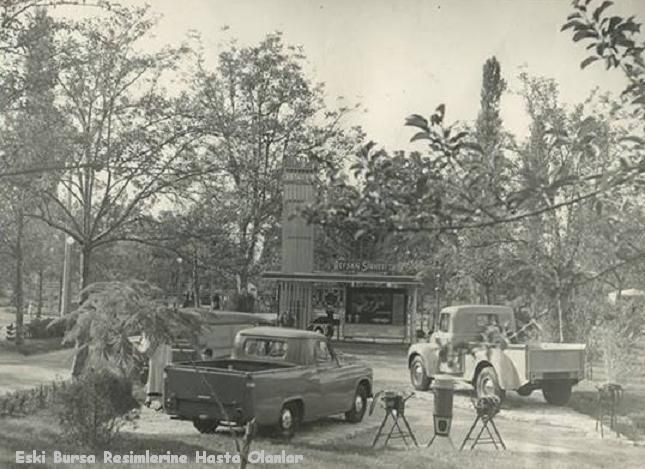 KÜLTÜRPARK BURSA MİLLİ FUARI / 1965  #Bursa #EskiBursa