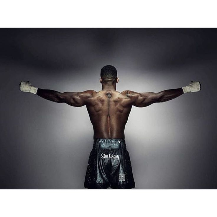 "Anthony Joshua on Instagram: ""Limitless #CanILive """