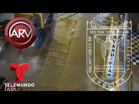 Una mujer murió arrollada por un enorme camión en Perú | Al Rojo Vivo | Telemundo - http://spreadbetting2017.com/una-mujer-murio-arrollada-por-un-enorme-camion-en-peru-al-rojo-vivo-telemundo/
