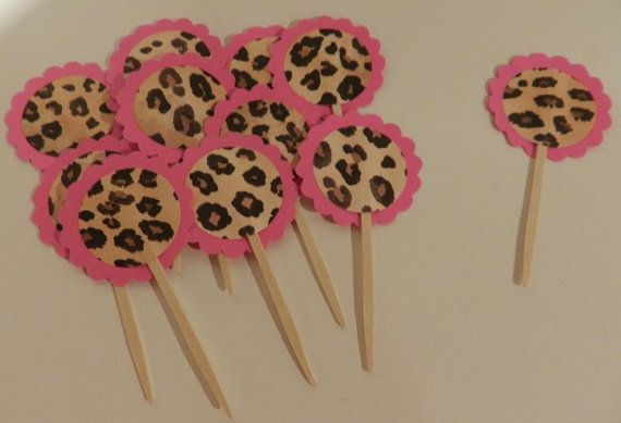 I am ordering these for the girls' leopard themed birthday party this year:)
