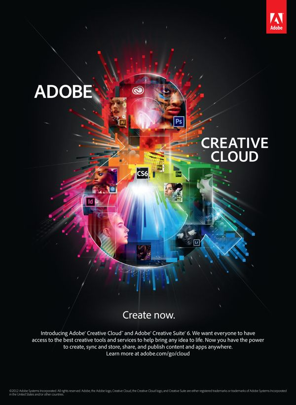 Adobe & Campaign by AJ JOSEPH, via Behance