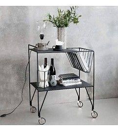Trolleys zijn praktische, multifunctionele meubelen - deens.nl