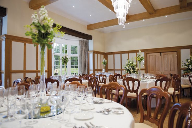 Silchester House Country Wedding Venue In Berkshire