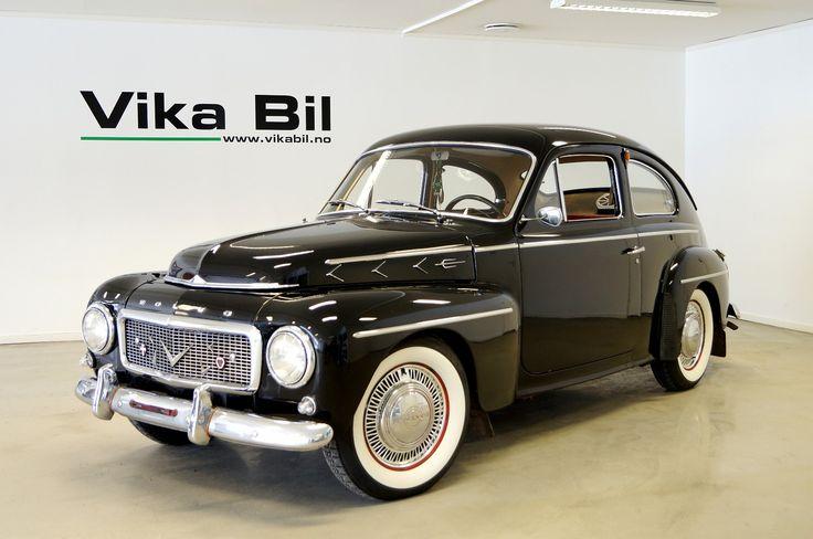 (18) FINN – Volvo PV 544 1959, 70000 km, kr 59000,-