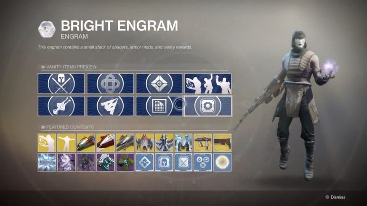 Destiny 2 Bright Engrams: here's how much Silver costs, and what you can and can't buy with it