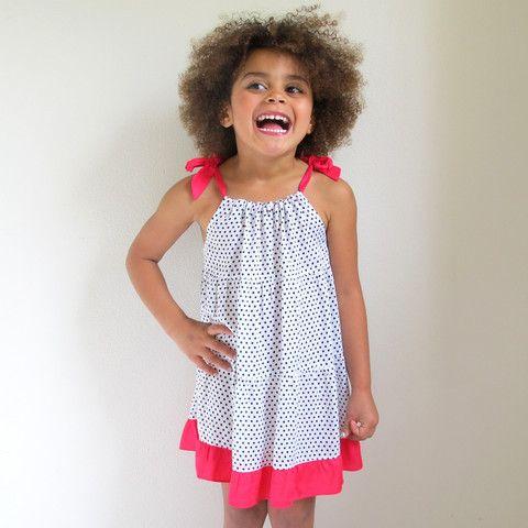 little girls heaven - 3 tier dress 3TD2