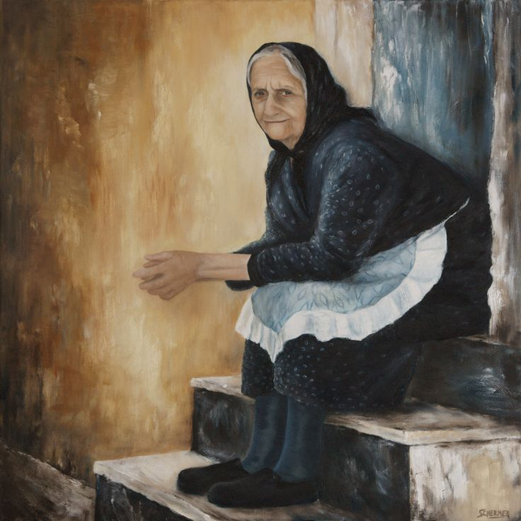 YIAYIA http://edithsart.nl/images/greek_woman_900.jpg
