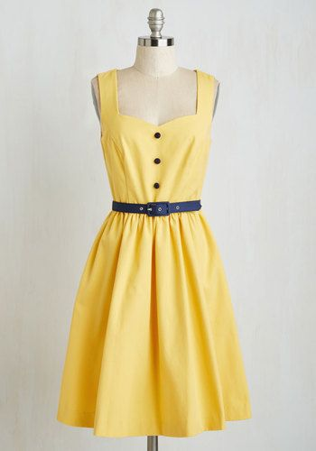 25  best ideas about Yellow dress casual on Pinterest | Yellow ...