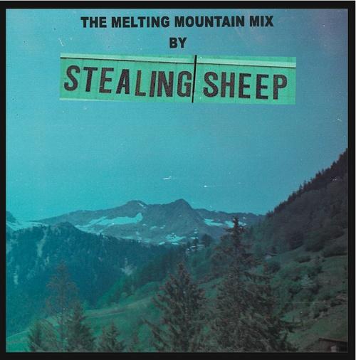 Stealing Sheep - Mountain Mix    http://soundcloud.com/stealing-sheep/the-melting-mountain-mix