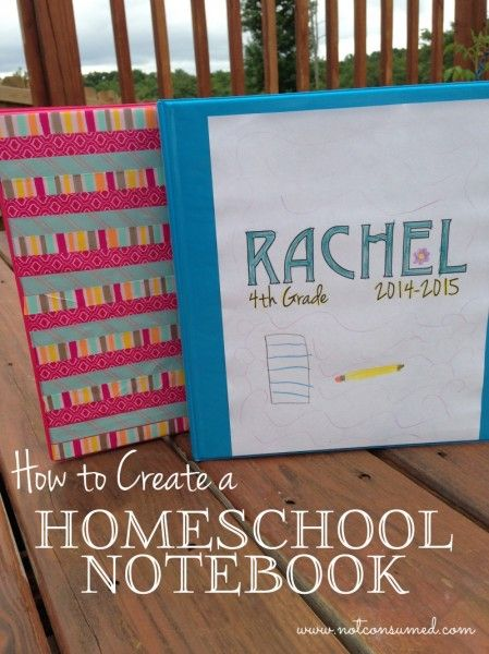How to create a homeschool notebook that works everyday and showcases student progress all year. Works for any homeschooling method. Tons of FREE printables!