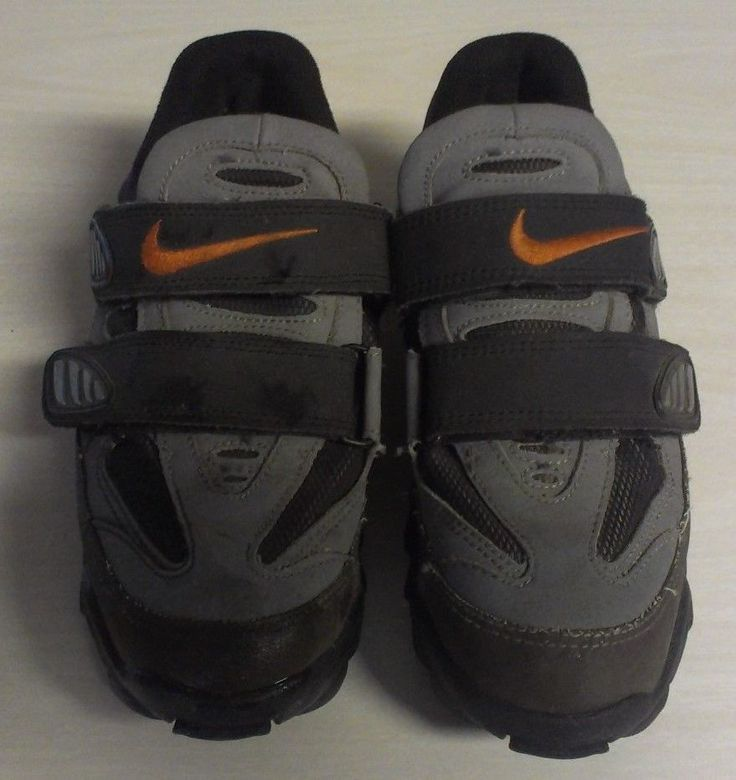 1997 Nike Acg Cycling Shoes Size 8 5 Vintage 2 Velcro