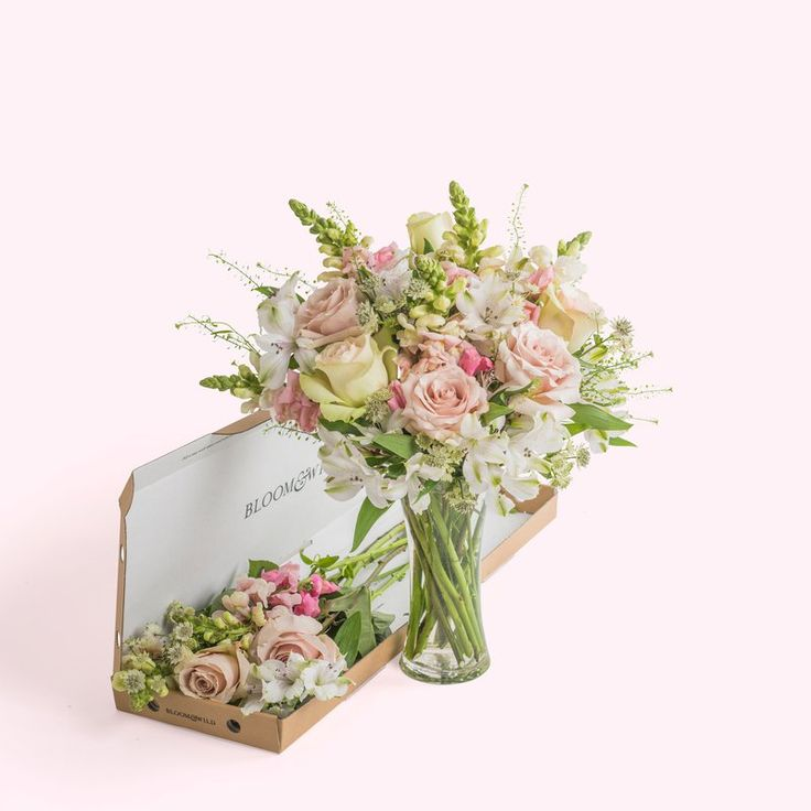 Send Flowers - Letterbox Flower Delivery - Bloom & Wild