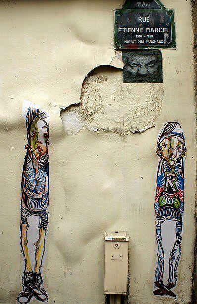 rue Etienne-Marcel - Paris 1er
