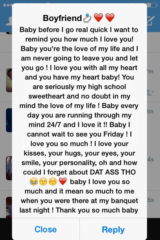 boyfriend gift ideas pinterest follow texts and birthday wishes far away birthdays