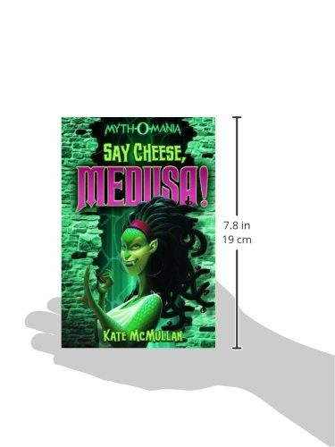Say Cheese, Medusa! (Myth-O-Mania)