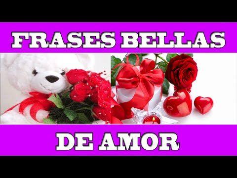 Frases mas Bellas de Amor-Frases para dedicar-Regalos para Enamorar - Frases para mujeres