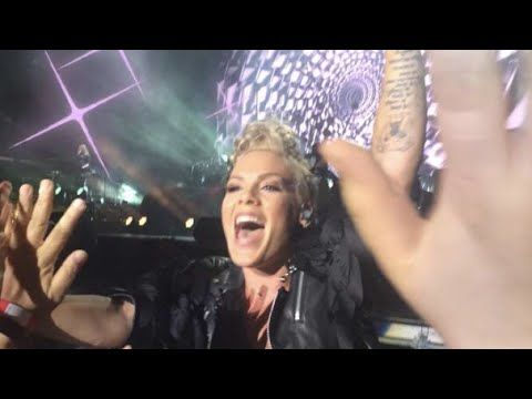 P!NK - LIVE FULL CONCERT 2017 (RBC OTTAWA BLUESFEST) - YouTube