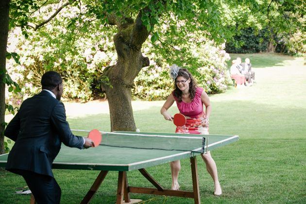 Cornflower Blue English Garden Wedding | Bridal Musings Wedding BlogBridal Musings Wedding Blog