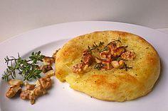 Irische Kartoffelfladen mit Walnüssen