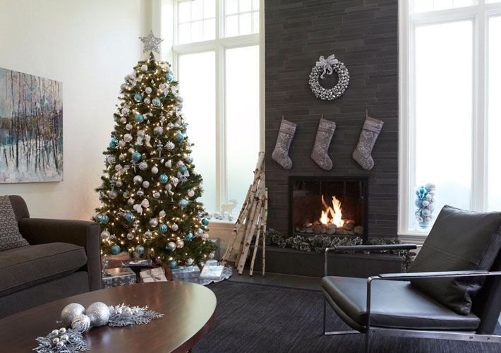 Martha Stewart Living Arctic Holiday Collection