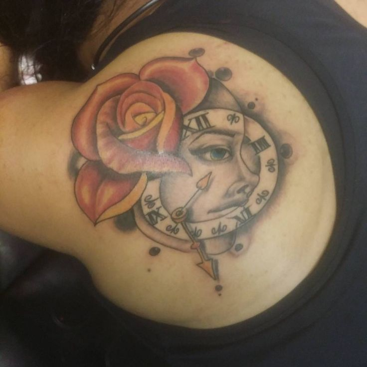awesome Top 100 shoulder tattoos for girls - http://4develop.com.ua/top-100-shoulder-tattoos-for-girls/