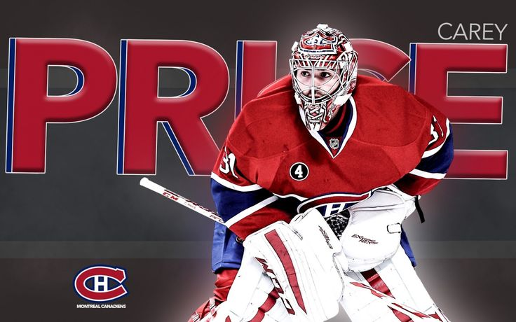 Carey Price 80