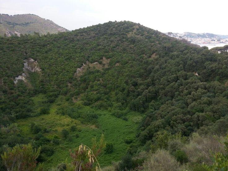 Monte Nuovo nel Pozzuoli, Campania