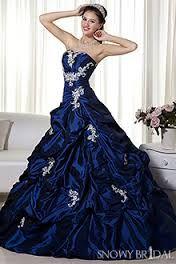 17 Best ideas about Royal Blue Wedding Dresses on Pinterest ...