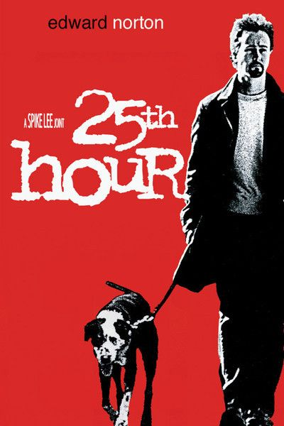 25th Hour Movie Poster