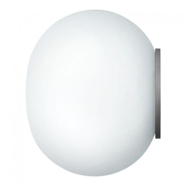 Mini Glo-Ball Wall Light